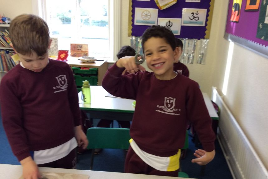Y1 - Working with clay