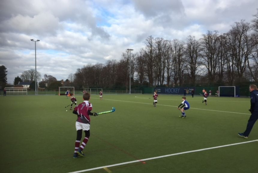 IAPS Regional Hockey - We're through to the National Finals!