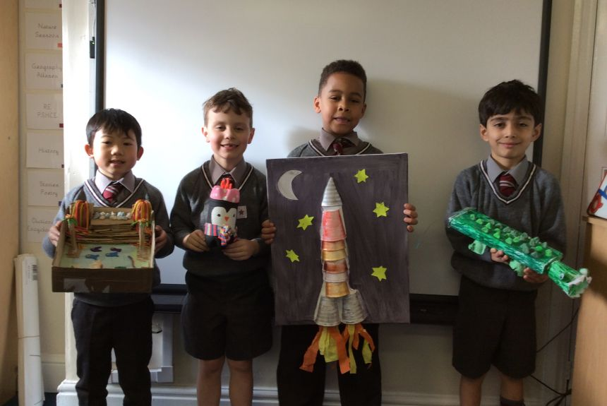 Year 1 Science