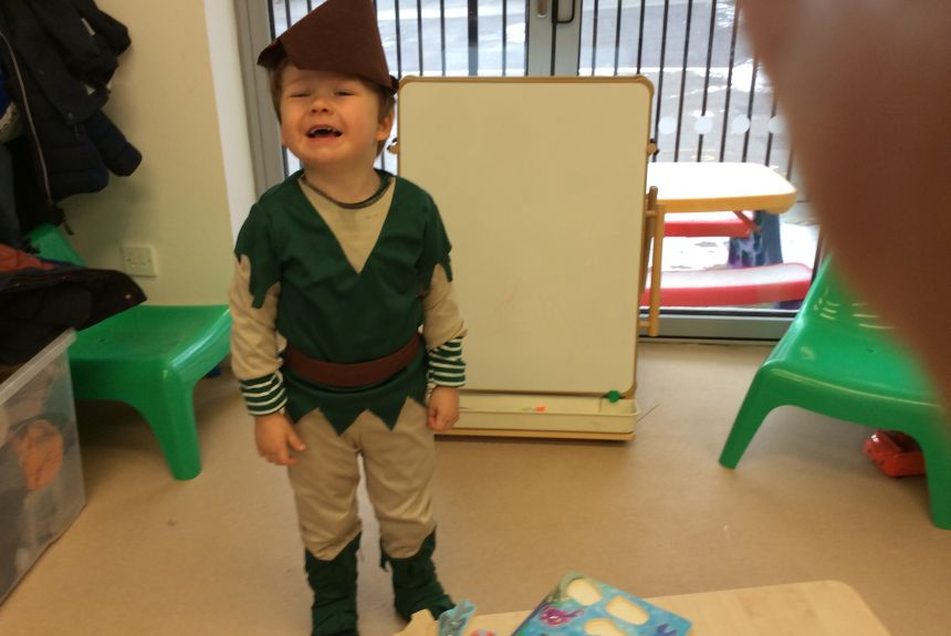 Nursery World Book Day