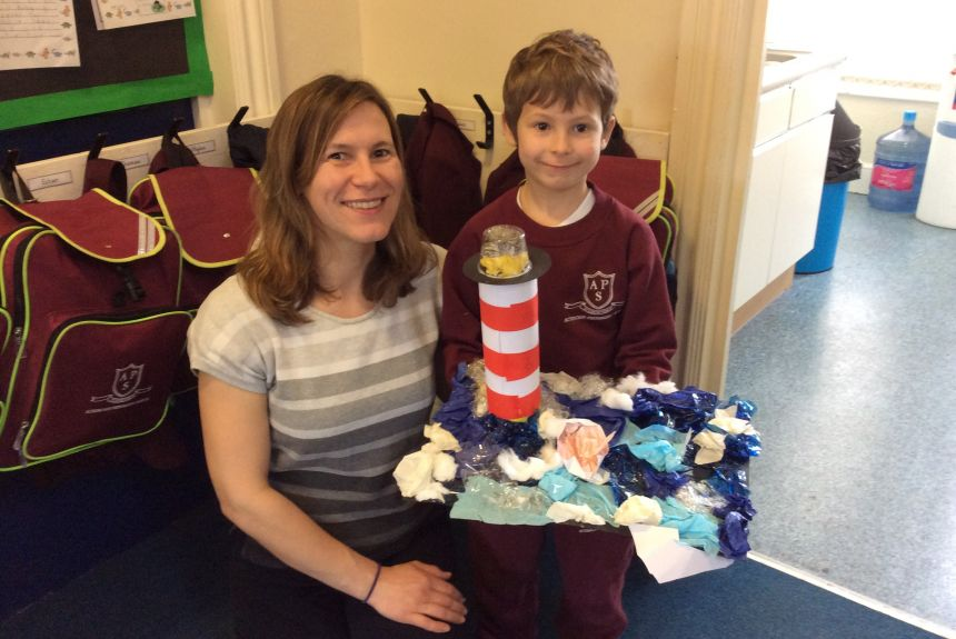 1A Making Lighthouses – Grace Darling