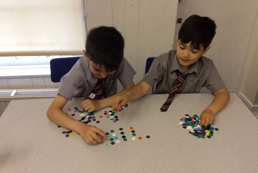Mathematical Sequences in 2HS