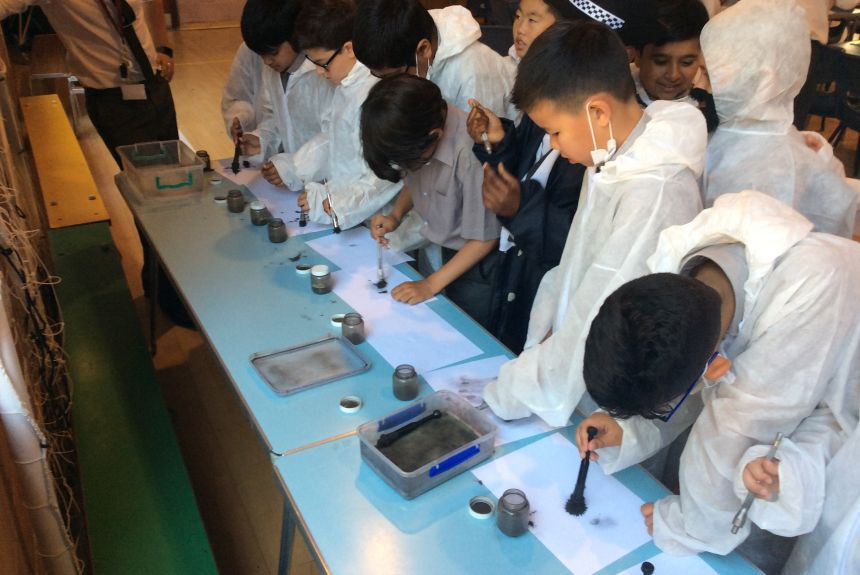 Year 5 'High-Sci' Forensic Science