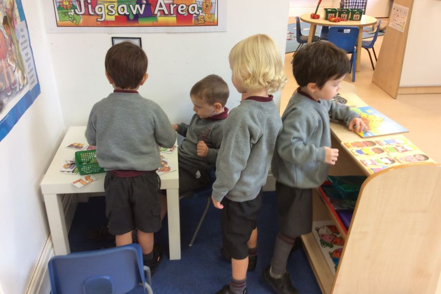 Welcome to Pre-School 2018