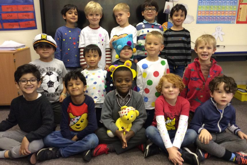 Year 1 Children in Need