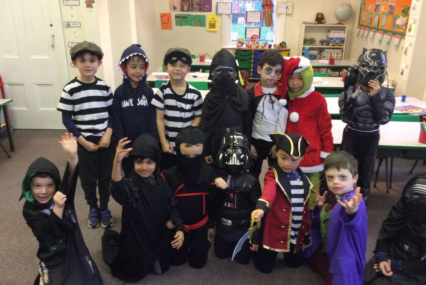 Year 1 World Book Day