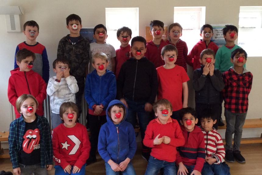2BH love Red Noses!!