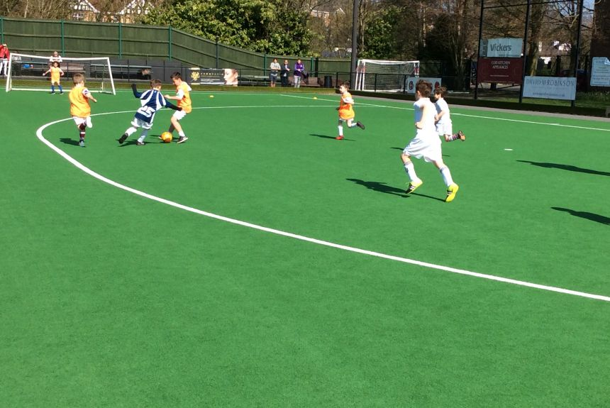 Year 2 Vs St Ambrose