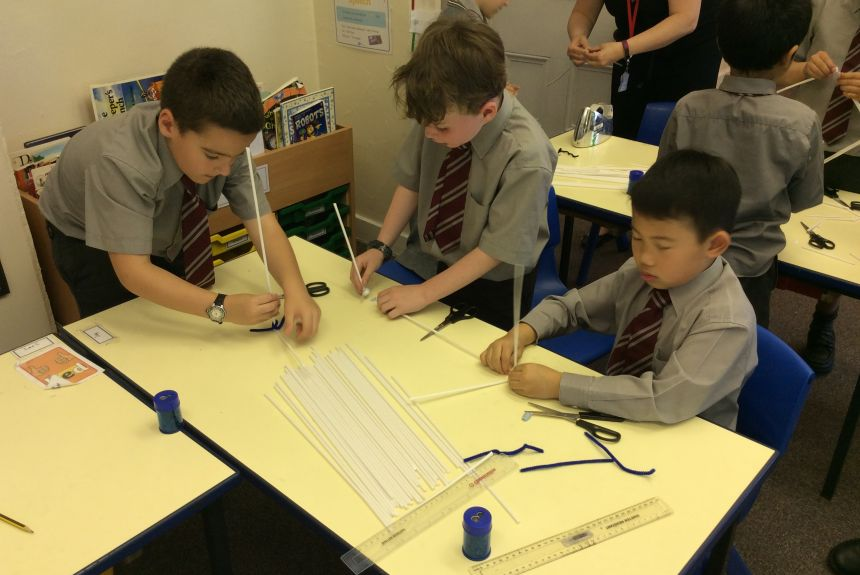 Eiffel Tower Engineers in 2S