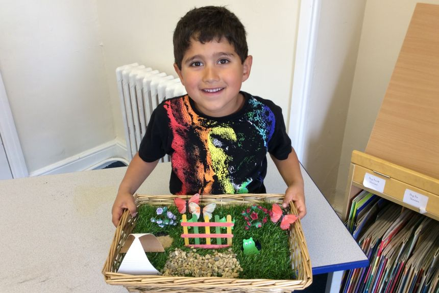 Year 1 Science - Gardens