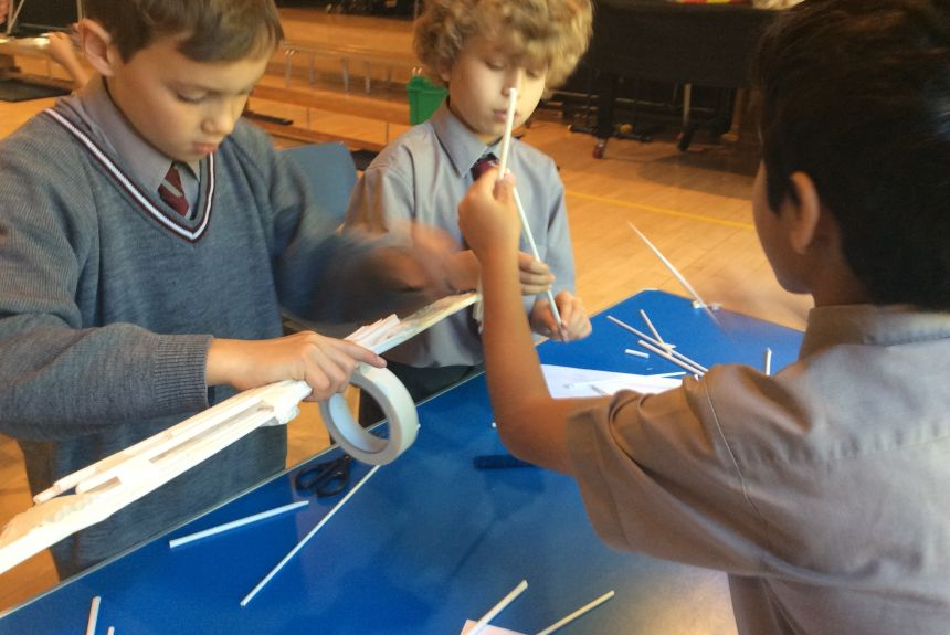 Year 5 STEM project