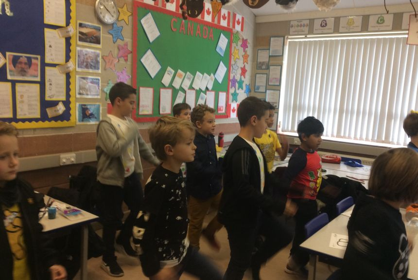 Children in Need in Year 3
