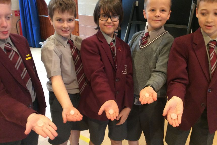 Year 6 STEM with King's Macclesfield