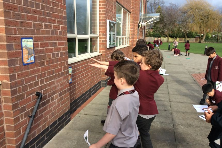 Hunting and Gathering in Year 3