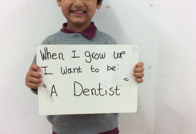 What do I want to be when I grow up? - by Pre-School 2020