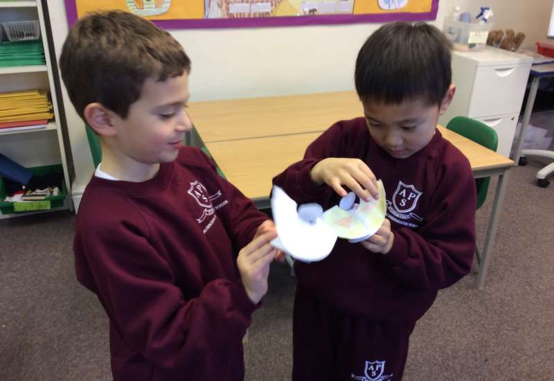 Angels in Year 2