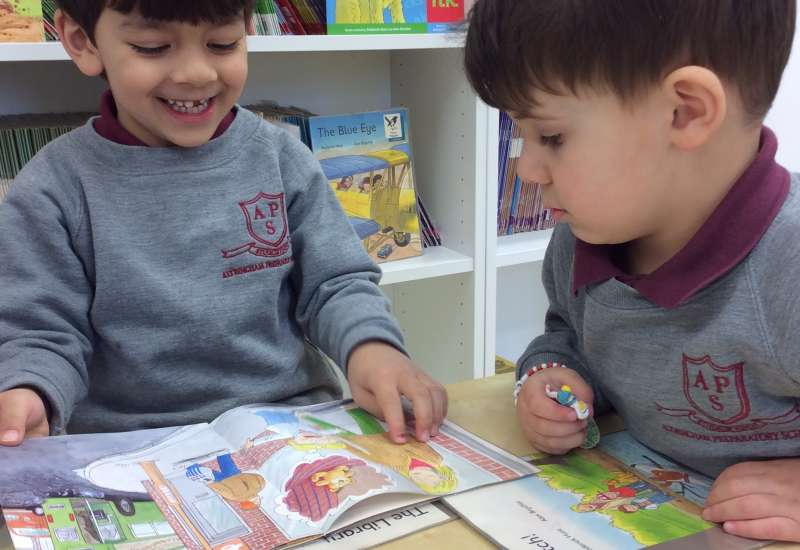 Nursery: Communication, Language & Literacy