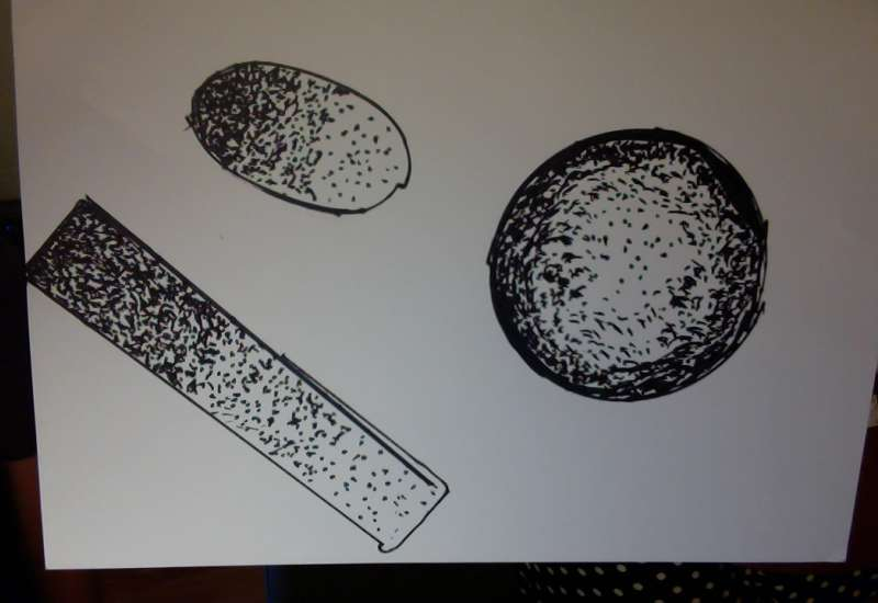 Art Year 3 Stippling