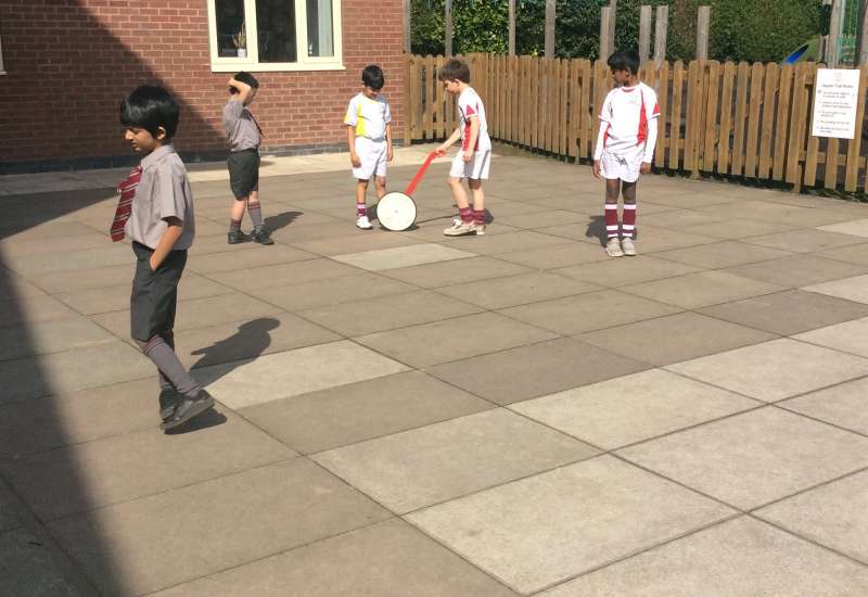 Year 3 Measure in the Sunshine