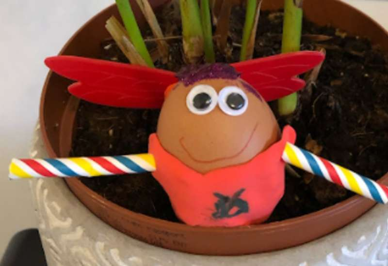 APS Easter Egg Competition 2021