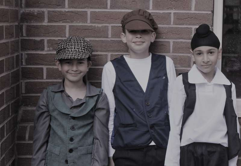 Year 4 Travel Back In Time