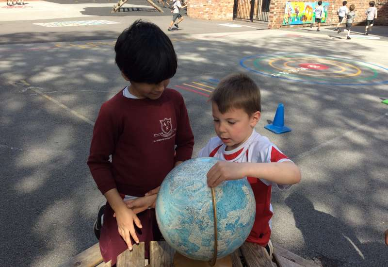 Earth Day in Year 2