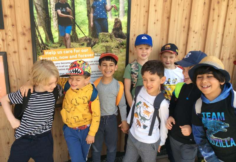 2S Forest Explorers!