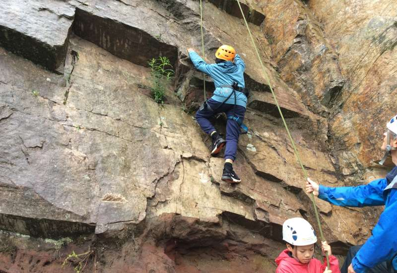 Year 5 Trip To Tegg's Nose Country Park