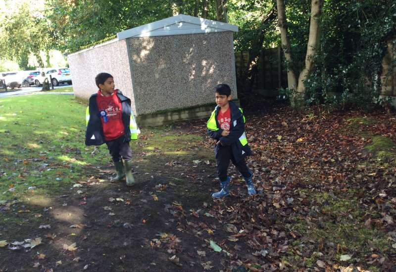 Magical Worlds at Forest School