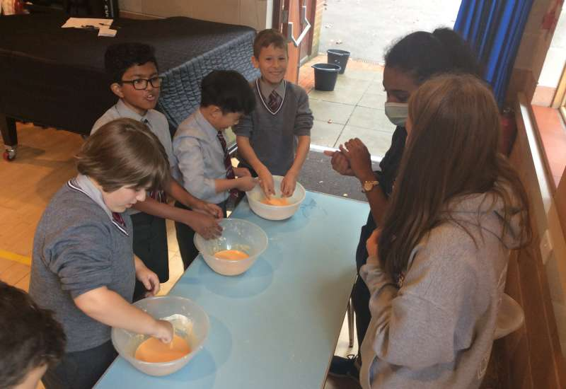 Year 5 Science with King's Macclesfield