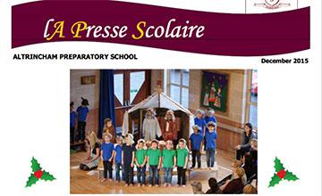 La Presse Scolaire December 2015