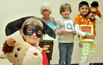 World Book Day at APS