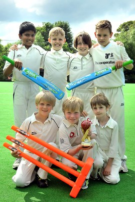 APS win Kwik Cricket Festival