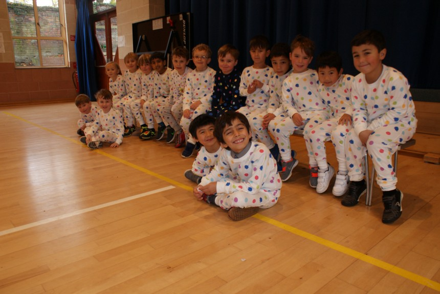 APS Children In Need appeal hits the spot