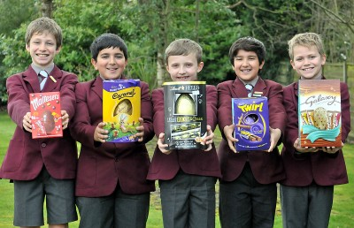 Amazing Response to Easter Egg Collection