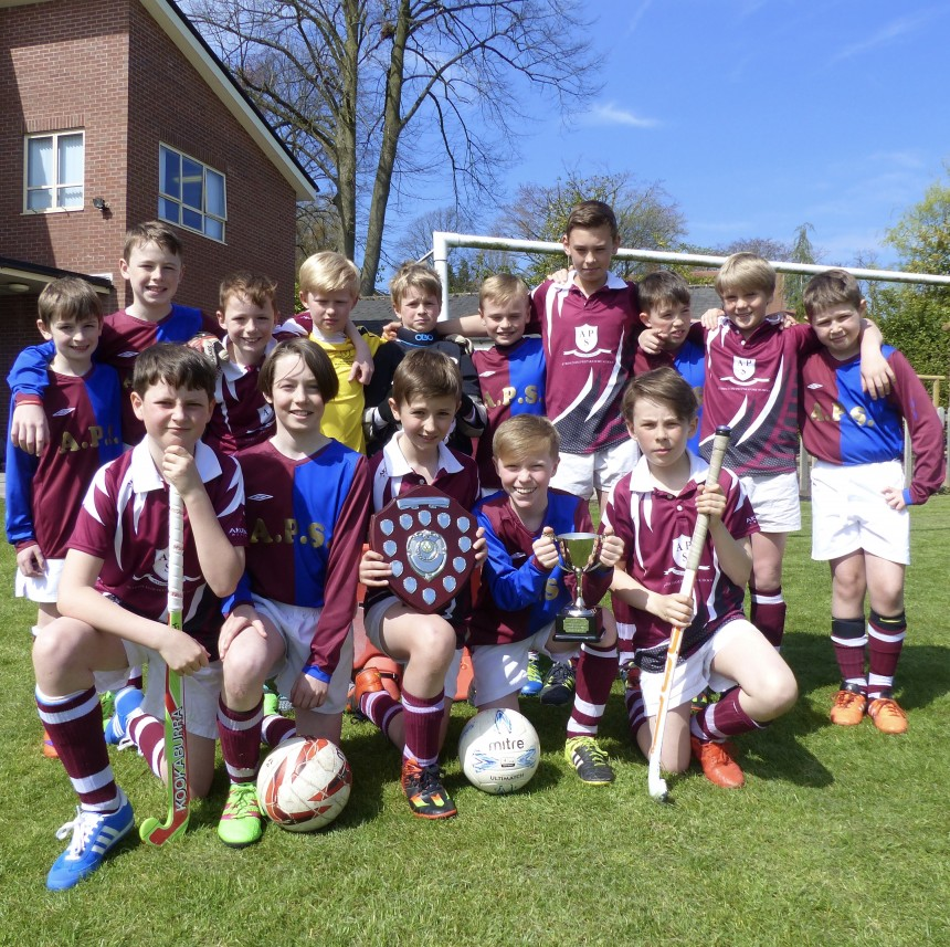 More outstanding sporting success at APS