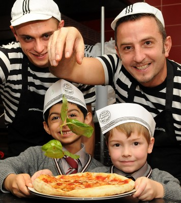 Aps Pupils Become Pizza Experts Aps News