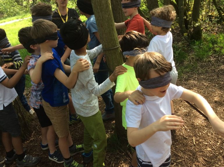 Year3 trip to Peak Venture in Penistone