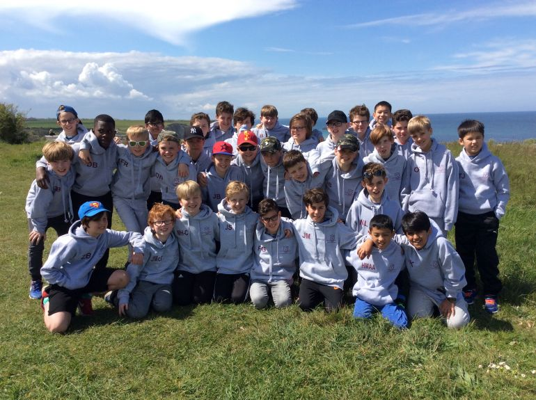 Year 6 French Trip 2019