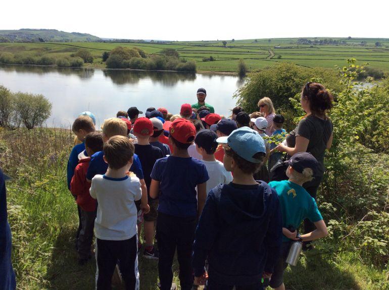 Year 3 trip to Peak Venture in Penistone 2019